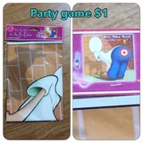 party game in Okinawa, Japan