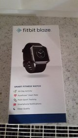 Fitbit Blaze (Brand New, Never Used) in Ramstein, Germany