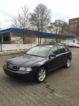 Audi A4 Wagon V6 Automatic Winter & Summer tires in Spangdahlem, Germany