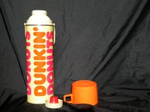 Vintage Dunkin Dounuts Thermos in Camp Lejeune, North Carolina
