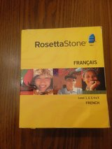 French Rosetta Stone Level 1-5 in Ramstein, Germany