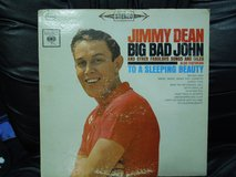 LP - Jimmy Dean - Big Bad John in Warner Robins, Georgia