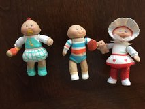 Vintage 1984 Cabbage Patch Kids Mini Figures in Bolingbrook, Illinois
