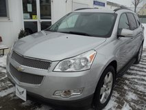 2011 Chevy Traverse LTZ in Ansbach, Germany