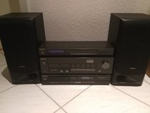 Technics Stereo system 110 v in Ramstein, Germany