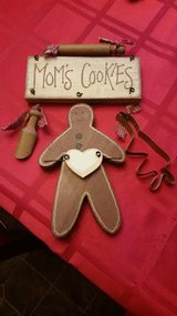 Mom's Cookies Wall Hanging in Fort Campbell, Kentucky