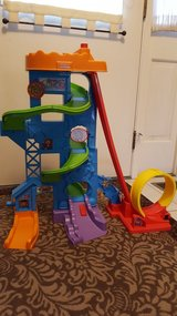 fisher price little people car ramp in Lockport, Illinois
