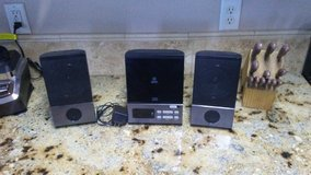 Radio/CD/MP3 Player /w 2 Speakers in Yucca Valley, California