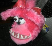 "NEW Despicable Me PINK Plush Kyle Gru's Dog Girlfriend 10"" Universal Studios Minion Mayhem in Kingwood, Texas"