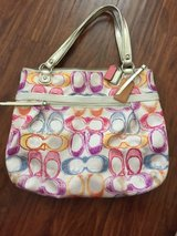 Cute Authentic Coach Purse in Sugar Grove, Illinois