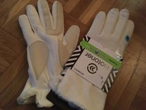 Isotoner Smart Touch Women's Ivory Gloves in Ramstein, Germany