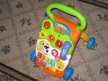 Vtech Sit To Stand Learning Walker in Fort Carson, Colorado