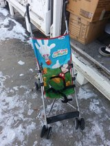 Disney umbrella stroller in Fort Riley, Kansas