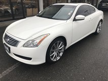 2010 INFINITI G37 Coupe in Fort Lewis, Washington