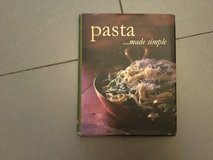 "Cooking book ""pasta"" in Ramstein, Germany"