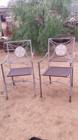 Chairs in Yucca Valley, California