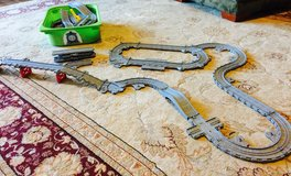 Thomas the Train Take & Play Track in Davis-Monthan AFB, Arizona