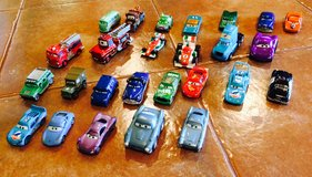 Disney Cars Set in Davis-Monthan AFB, Arizona
