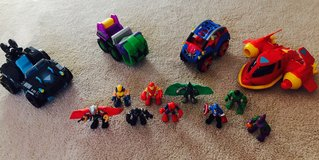 Imaginext Avengers Series in Davis-Monthan AFB, Arizona