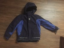 Boys Size medium 8/10 Lands End winter coat in Camp Lejeune, North Carolina