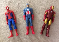 Large Avengers Action Figures in Davis-Monthan AFB, Arizona