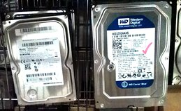 "320 GB SATA hard drives, 3.5"" 7200 RPM in Tacoma, Washington"