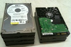"250 GB SATA hard disks 3.5"" 7200 RPM in Tacoma, Washington"