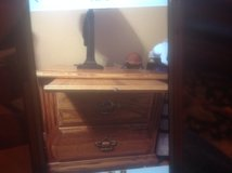 2- Oak Night stands in Lockport, Illinois