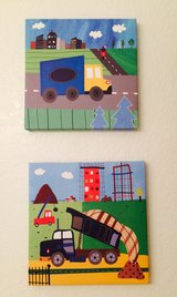 Children's Buidler Themed Wall Decor in Davis-Monthan AFB, Arizona