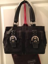 Coach Signature Soho Satchel in Plainfield, Illinois