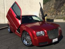 Chrysler 300 Lambo Doors in Fort Irwin, California