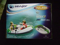 Coleman/Sevylor 6ft  2-man inflatable raft (NEW) in Travis AFB, California