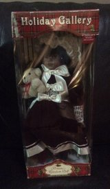 Holiday Gallery African American Porcelain Doll in Glendale Heights, Illinois