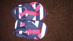 Baby boy sandals in Barstow, California