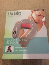 New Homedics Neck & Shoulder Massager with Heat in Glendale Heights, Illinois