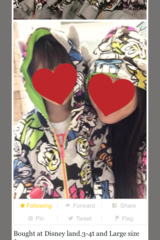 mom and son hoodies in Okinawa, Japan