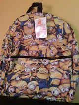 Despicable Me Minion Bookbags in Beaufort, South Carolina