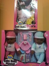 African American Baby Doll Playsets in Beaufort, South Carolina