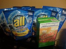 Laundry Detergent Lot A in Beaufort, South Carolina