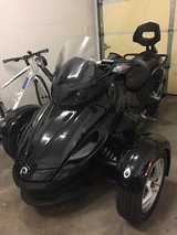 CAN-AM SPYDER RS SE5 in San Diego, California