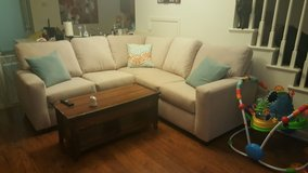 Sectional couch in Travis AFB, California