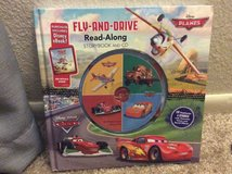 Fly and Drive story book and Cd 4 Stories in Fort Irwin, California