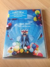 Take that circus tour dvd in Lakenheath, UK