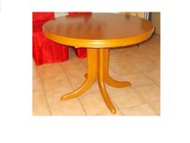 Table and Sideboard / color cherry stained in Ramstein, Germany