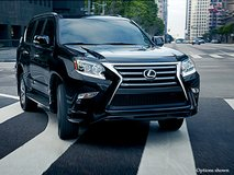 2017 Lexus GX 460, Just 1 Remaining!!! in Spangdahlem, Germany