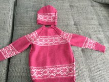 New wool sweater and hat 24m / 2t in Ramstein, Germany