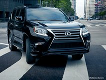 2017 Lexus GX's have arrived!  Only 1 remaining in Shape, Belgium