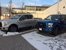 Ford F150 XLT SuperCrew 4WD in Ramstein, Germany