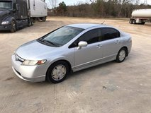 2007 Honda Civic Hybrid in DeRidder, Louisiana