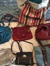 9 Women's Purses (Brighton, Elle, Fossil, etc.) in Oceanside, California